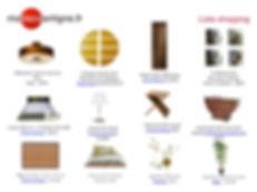 Liste shopping cliquable relooking chambre zen et ethnique