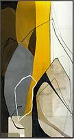 Tableau abstrait jaune gris noir.png