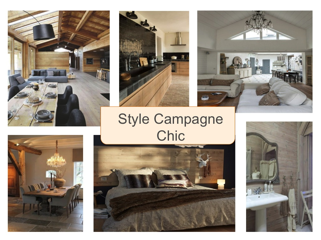 Style campagne chic