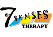 7 Senses Therapy colored blocks