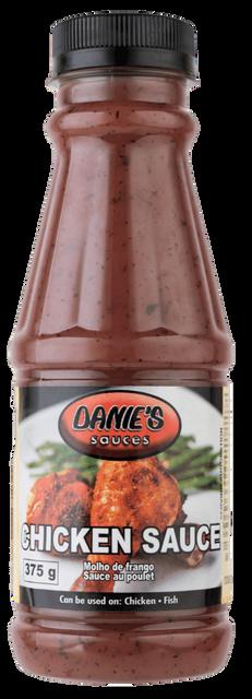 Danie's Chicken Sauce   (Pack size: 24 x 375g / 4 x 5liters)
