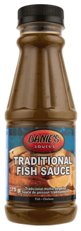 Danie's Traditional Fish Sauce (Pack size: 24 x 375g / 4 x 5liters)