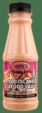 Danie's 1000 Island Seafood Sauce (Pack size: 24 x 375g / 4 x 5liters)