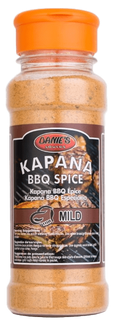 Danie's Kapanna BBQ Spice (Size 190gPack size: 12x190g Origin: South Africa)