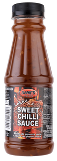 Danie's Sweet Chilli Sauce (Pack size: 24 x 375g / 4 x 5liters)