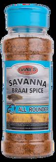 Danie's Savanna Braai Spice (Pack size: 12 x 200g. We can do bulk Packaging)