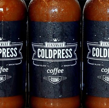 Benchmark Coldpress Coffee