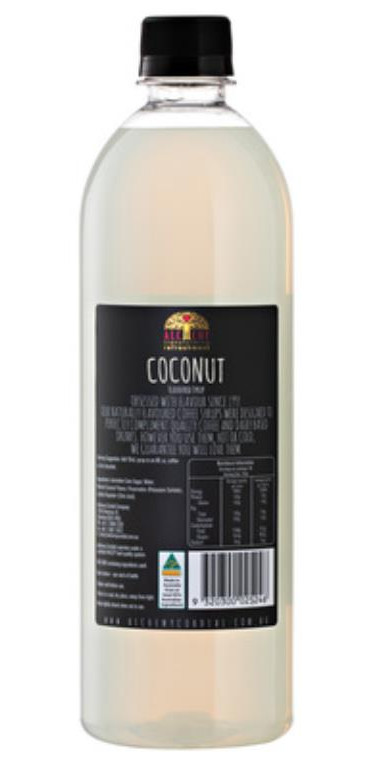 Alchemy Coconut Syrup 750ml