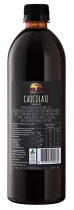 Alchemy Chocolate Syrup 750ml