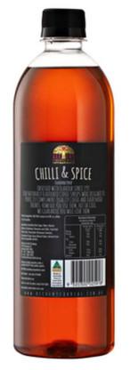 Alchemy Chilli & Spice Syrup 750ml