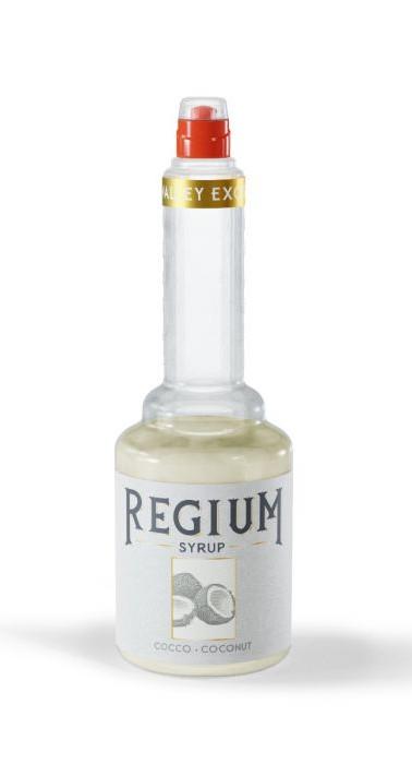 Regium Coconut Syrup