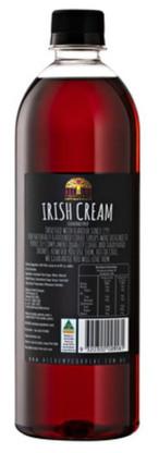 Alchemy Irish Cream Syrup 750ml