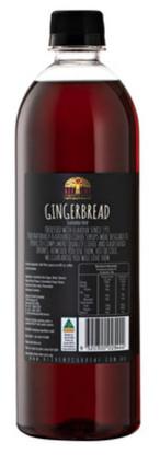 Alchemy Gingerbread Syrup 750ml
