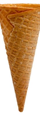 Mini Flattop Sugar Cone
