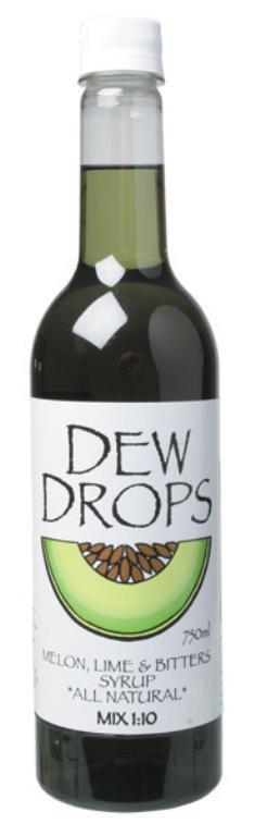 Alchemy Dewdrops Cordial 750ml