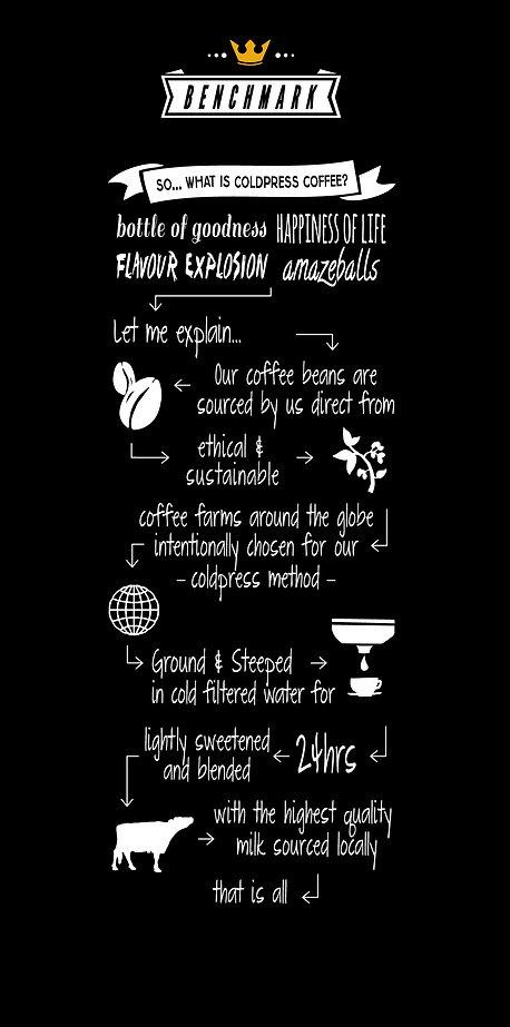 Benchmark Coldpress Coffee