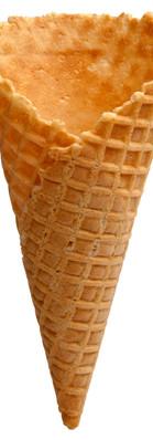 Natural Waffle Cone C