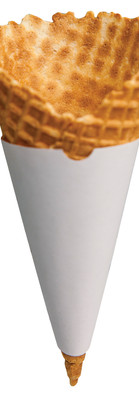 Cone Sleeve 3 (28.0) WHITE