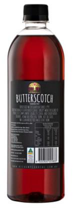 Alchemy Butterscotch Syrup 750ml