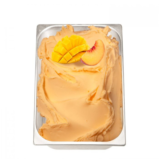 Gelato made to order