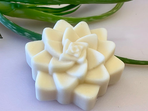 Creamy Aloe Goats Milk Soap