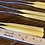"""Thumbnail: Hand Dipped Taper Beeswax candles 7"""""""
