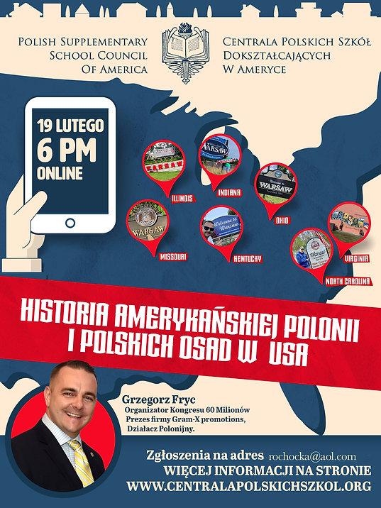 Historia amerykańskiej Polonii i polskic