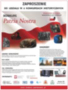 Konkurs  PATRIA  NOSTRA   ---   baner  d