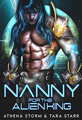 Nanny for the Alien King.jpg