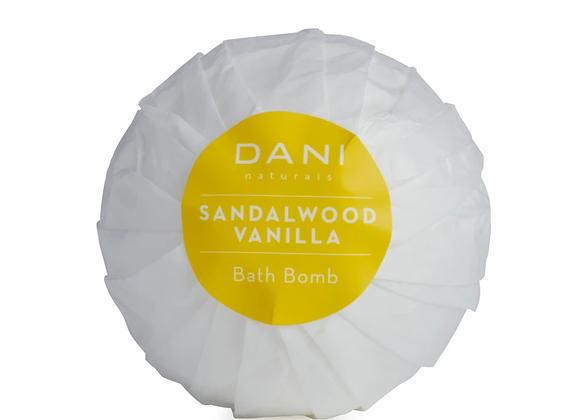 Dani Naturals Bath Bomb
