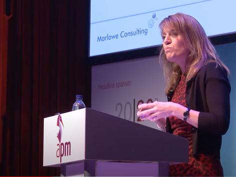 APM Project Management Conference: Enterprise Change Management