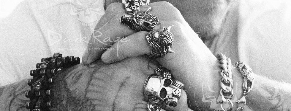 Biker Jewellery
