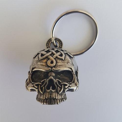 Celtic Skull Guardian Bell