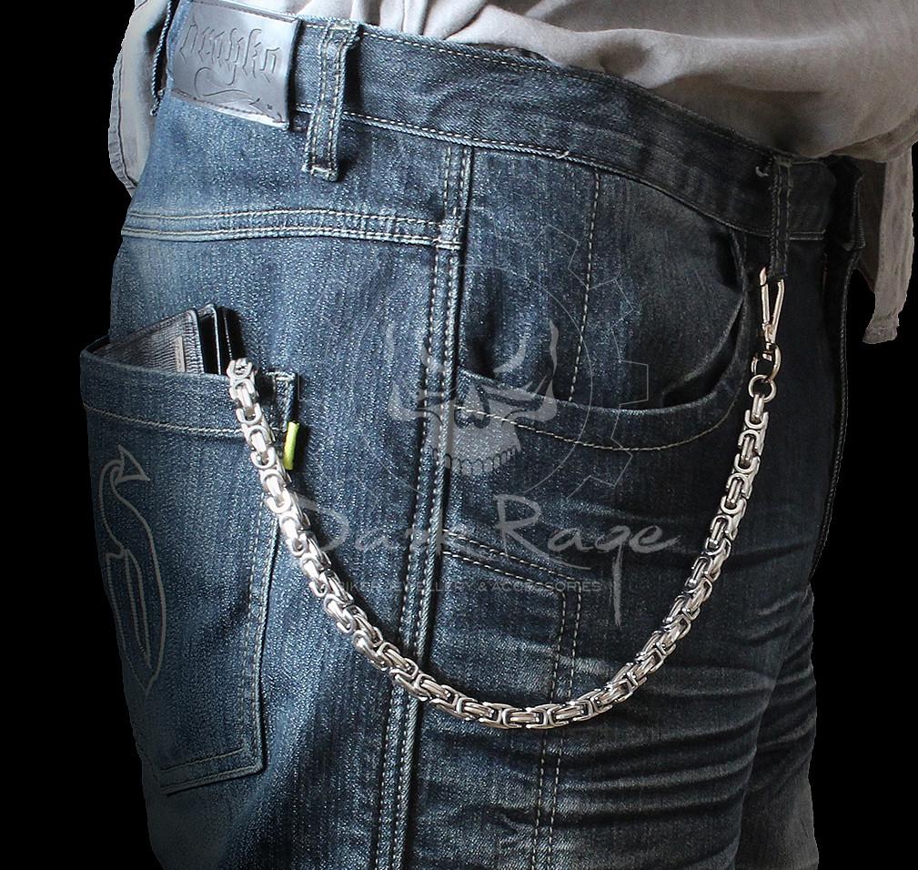 Biker Wallet Chain