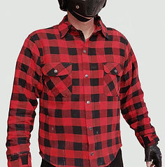 Kevlar Lined Flannel Shirts