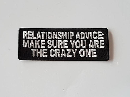 Relationship Advise Patch