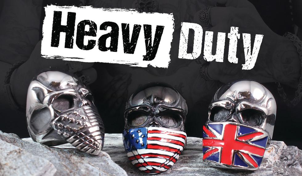 Heavy Duty Rings