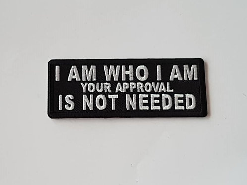 Your ApprovalIs Not Needed