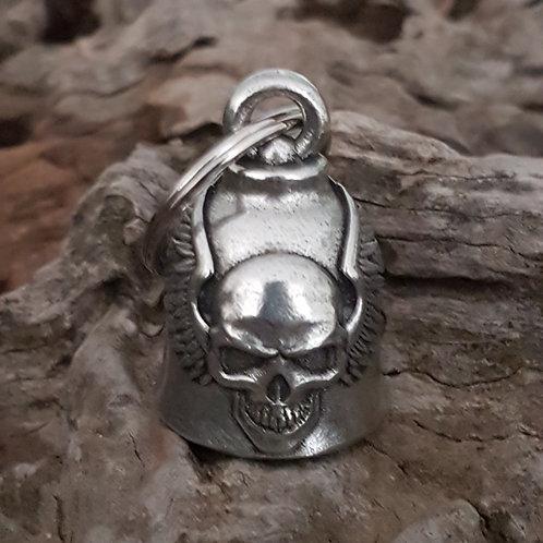 Skull and Wing Gremlin Bell