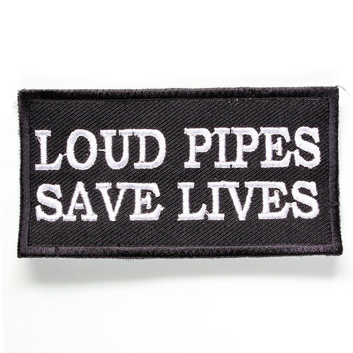 Loud Pipes Patch