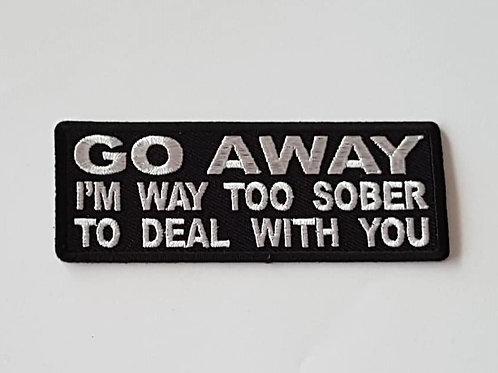 Go Away..