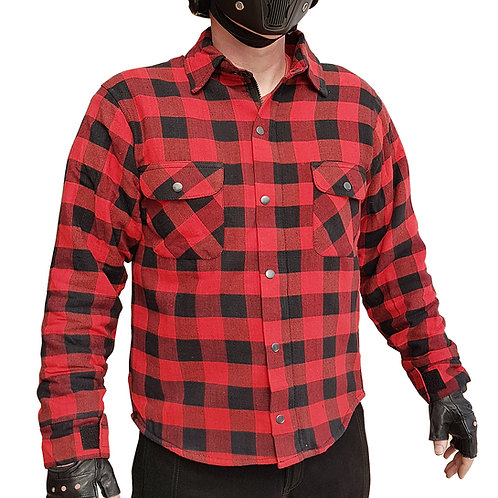 Bikers Flannel Shirt