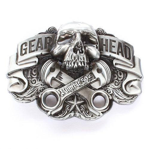 Gear Head Belt Buckle
