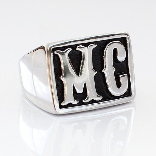MC Biker Ring
