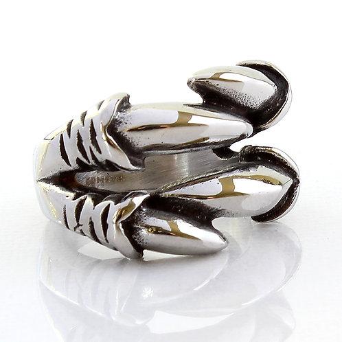 Dragons Claw Biker Ring