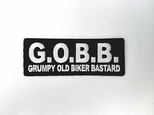 Grumpy Old Biker Bastard