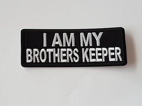 I Am My Brothers Keeper