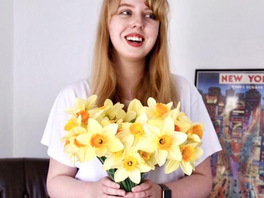 Eliza's Springtime SPF Reminder