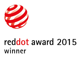 Winner of Red Dot Award: Communication Design 2015