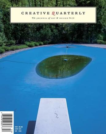 Creative Quarterly 52: Winner